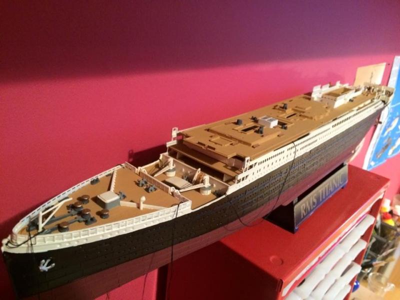 R.M.S Titanic Revell 1/400 10422310