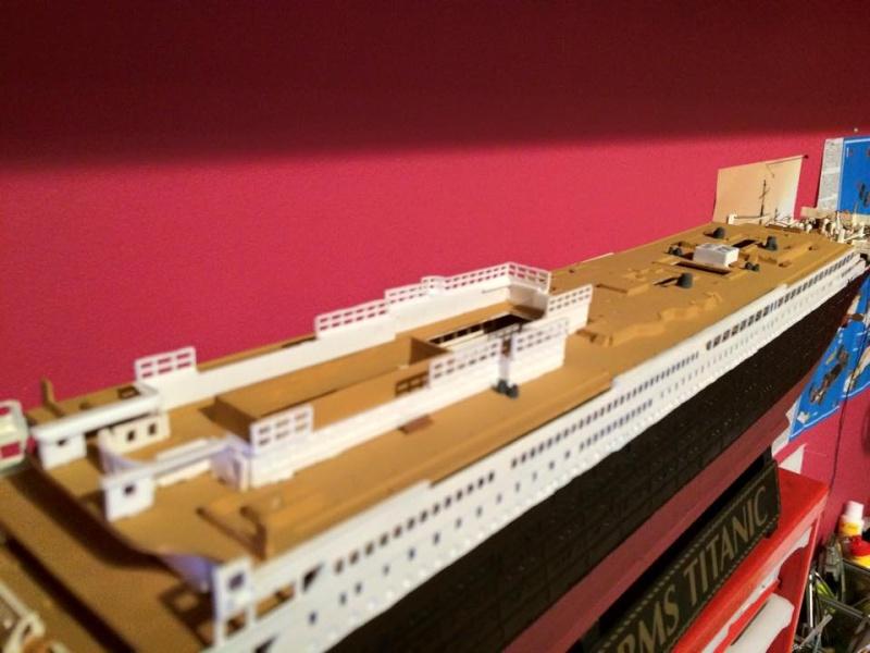 R.M.S Titanic Revell 1/400 10429410