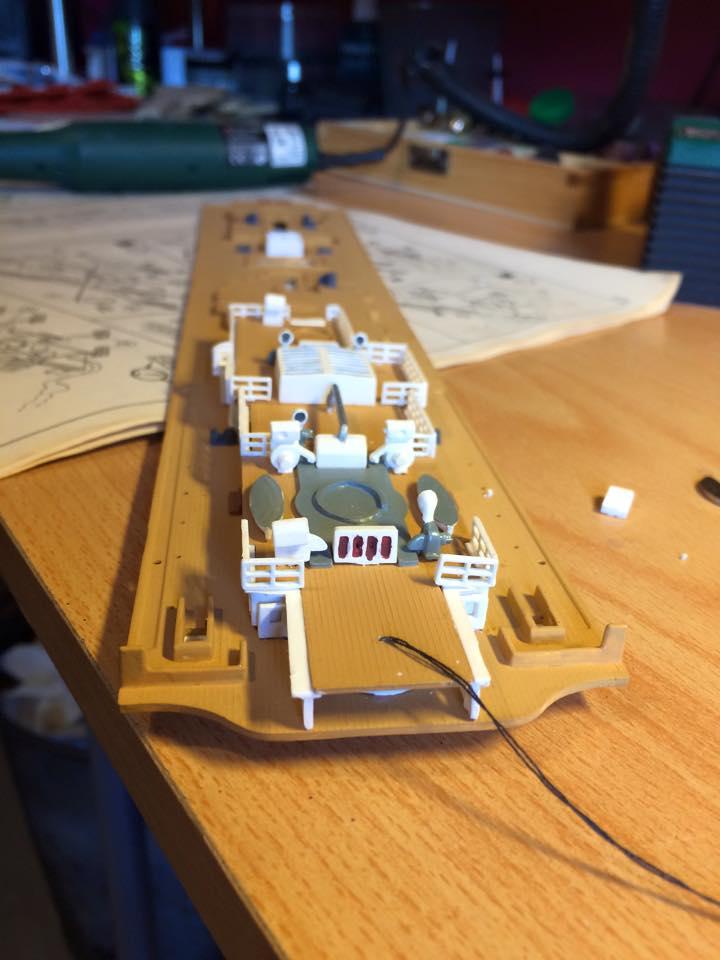 R.M.S Titanic Revell 1/400 11017410