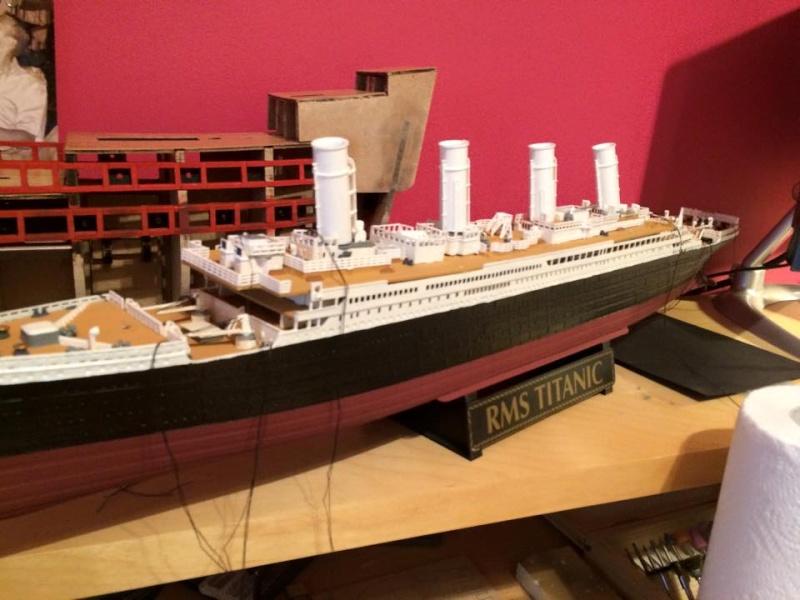 R.M.S Titanic Revell 1/400 11046410