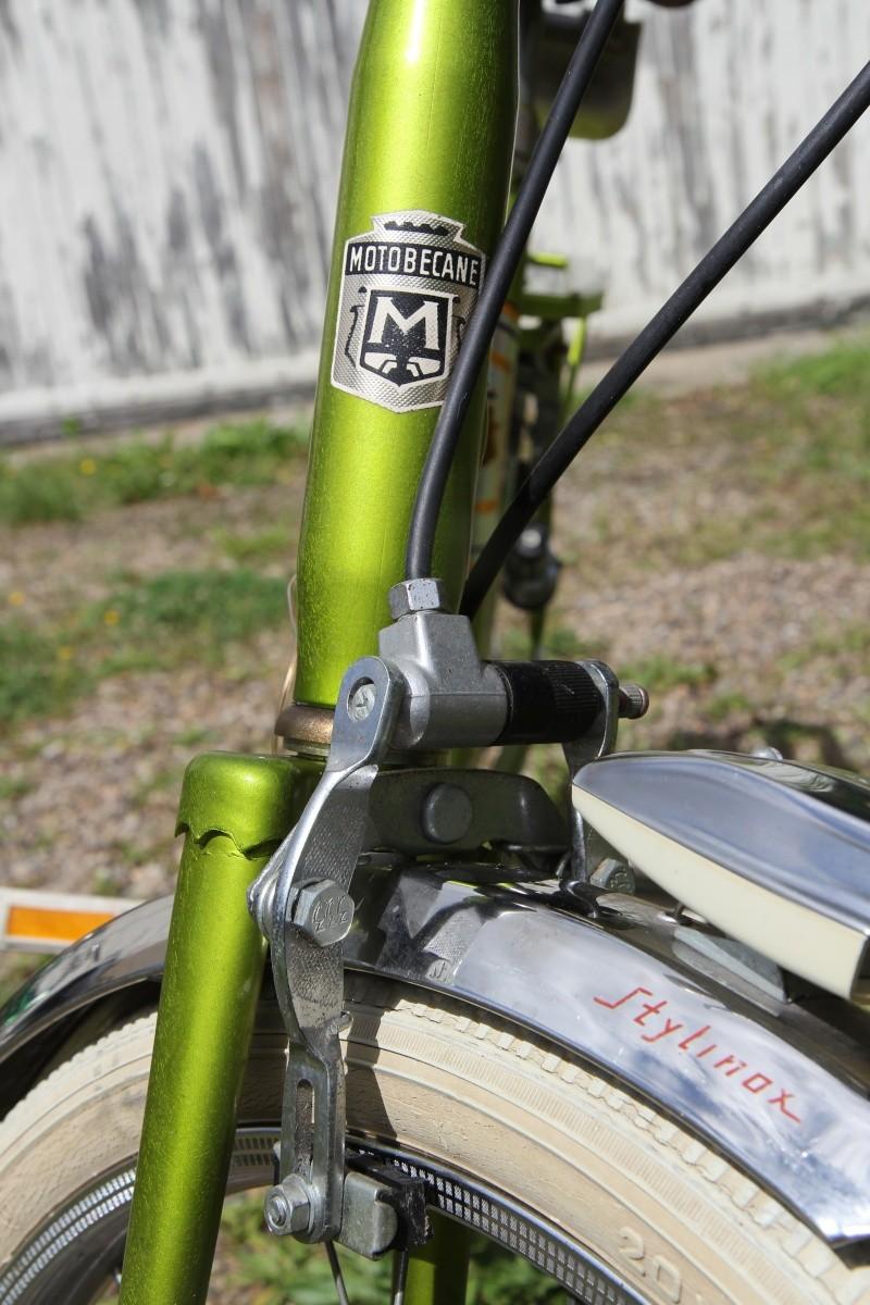 Motobécane PGA Hydrolique 012-mo13