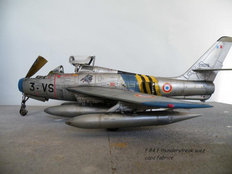 f 84 f thunder streak suez Dscf4910