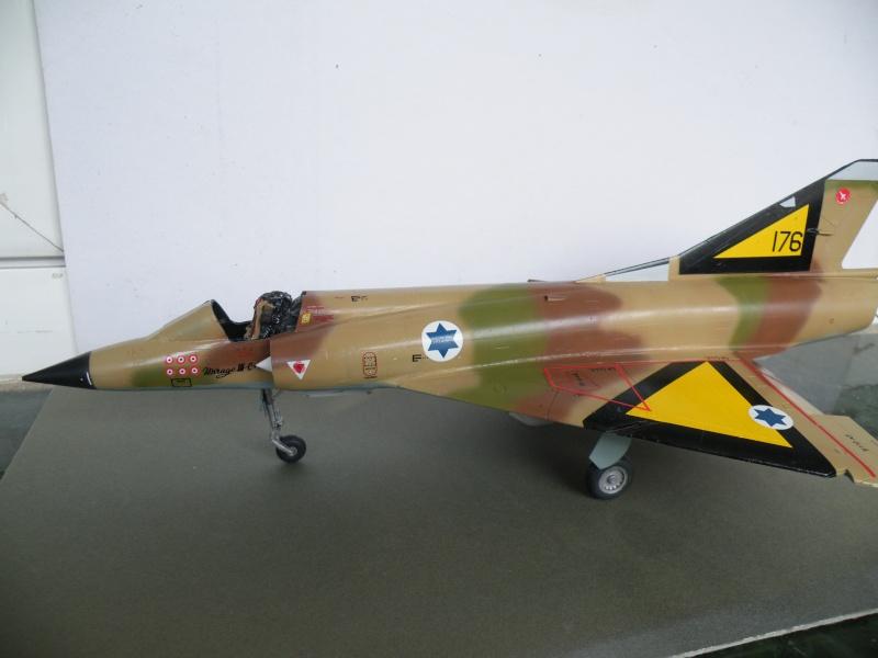 un autre mirage 3 israelien Dscf6527