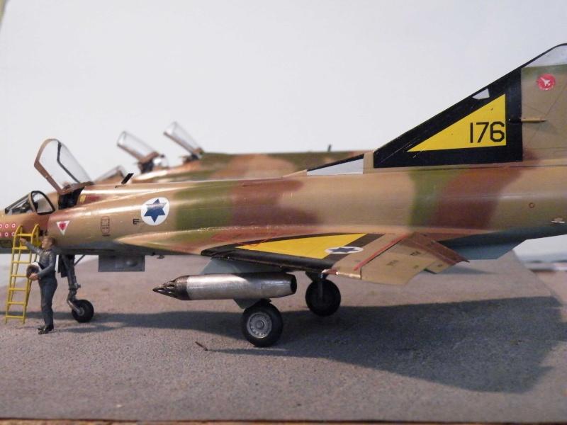 un autre mirage 3 israelien Dscf6615