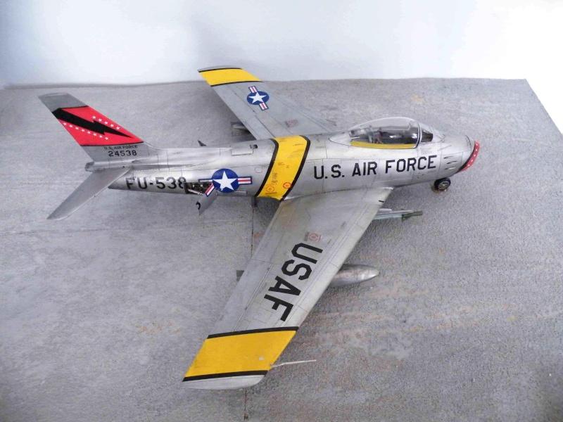 F 86 F 40 sabre Finepi10