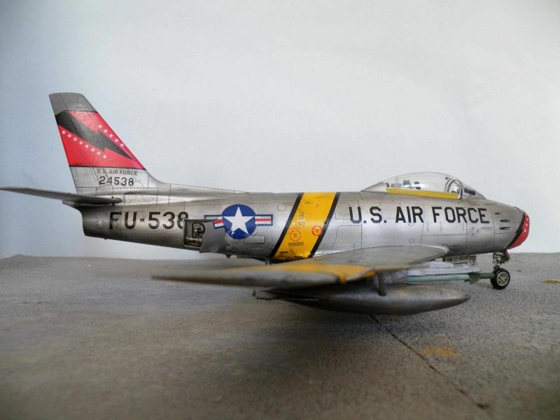F 86 F 40 sabre Finepi11