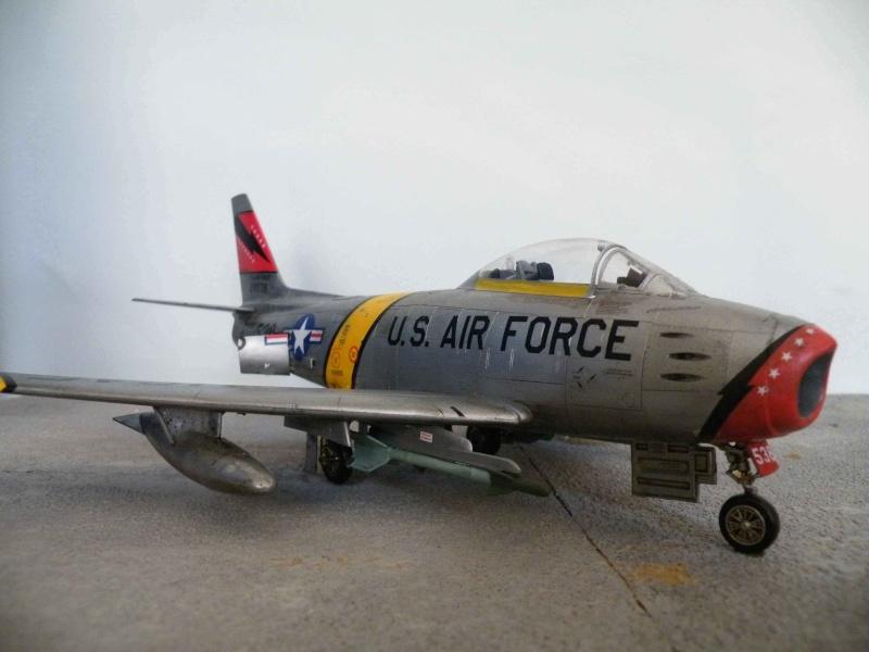 F 86 F 40 sabre Finepi12