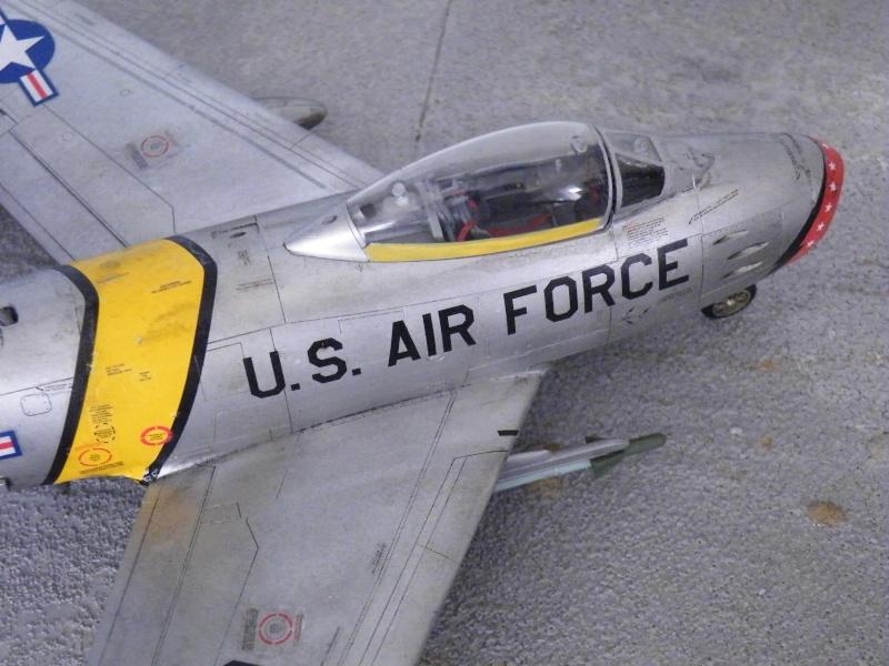 F 86 F 40 sabre Finepi15