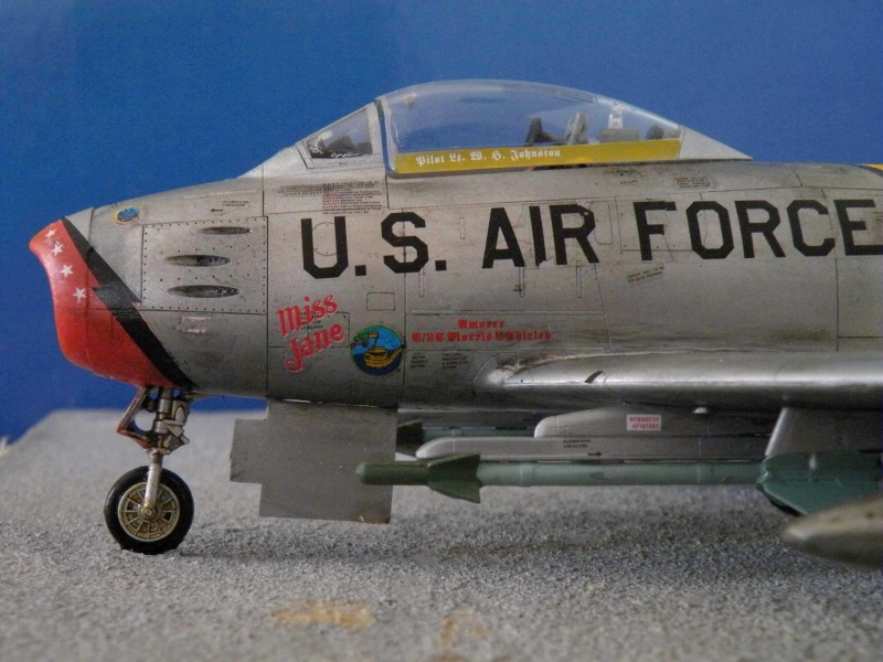 F 86 F 40 sabre Finepi16