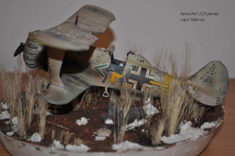 henschel 123 abandonné dans les steppes de russie Hensch10