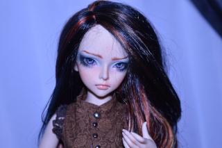 Kaliska [MNF Mirwen] Nouveau makeup by Red Lorna Bjd_0511