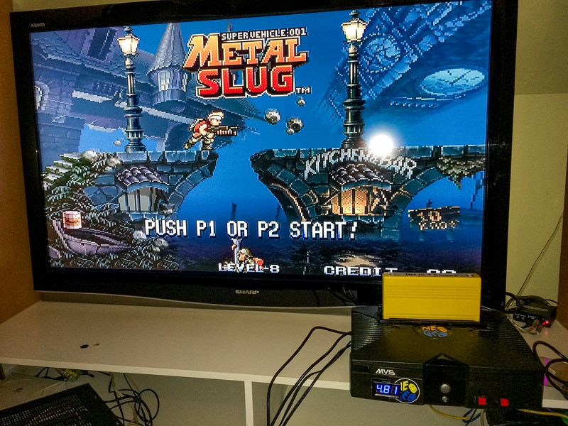 [WIP] Slot MVS dans une Xbox - wip 100% terminée Img_0035