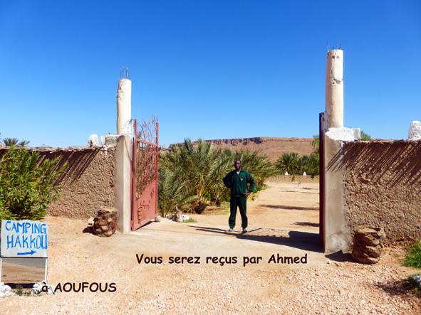 AOUFOUS : Camping HAKKOU (Zone 8) Aoufou10