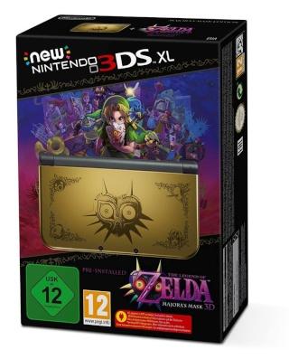 Nintendo annonce la NEW-3DS ! - Page 2 Majror13