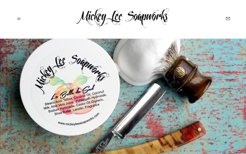 Mickey Lee Soapworks Mls_ti10
