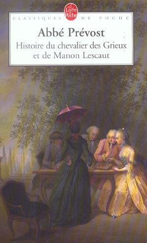 Histoire du chevalier Des Grieux et de Manon Lescaut  10413410
