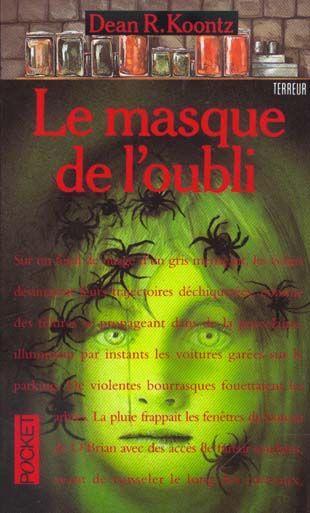 Le masque de l'oubli 10643910