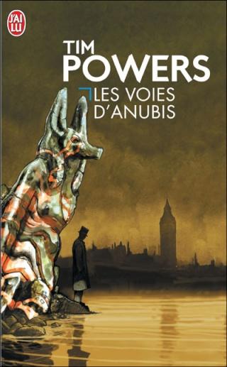 Les voies d'Anubis  97822911