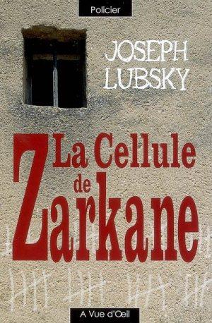 La cellule de Zarkane 97828412