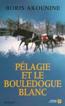 Pélagie et le Bouledogue blanc Couv4410