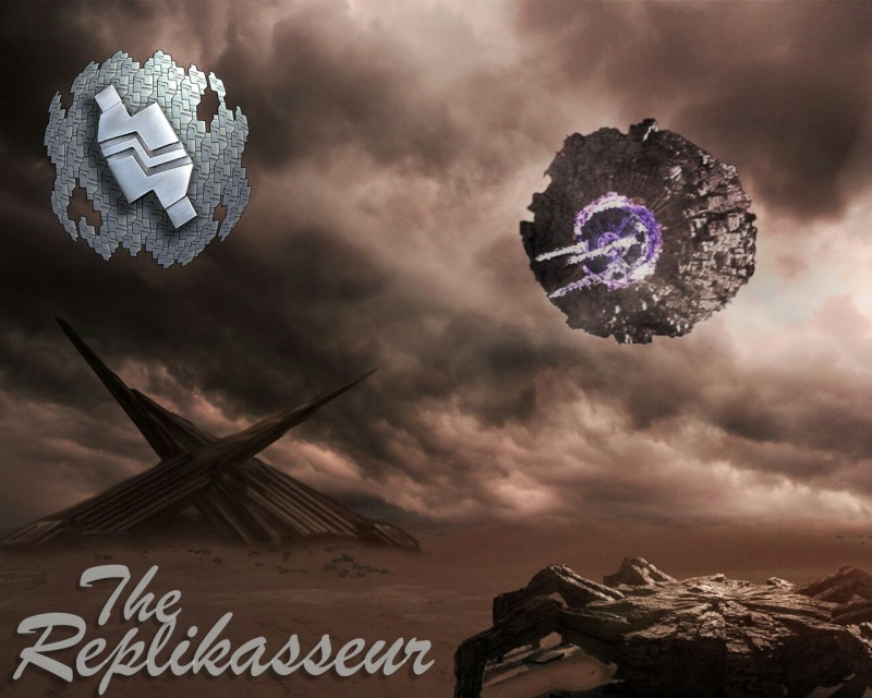 Draco - The Réplikasseur [RPKSR]