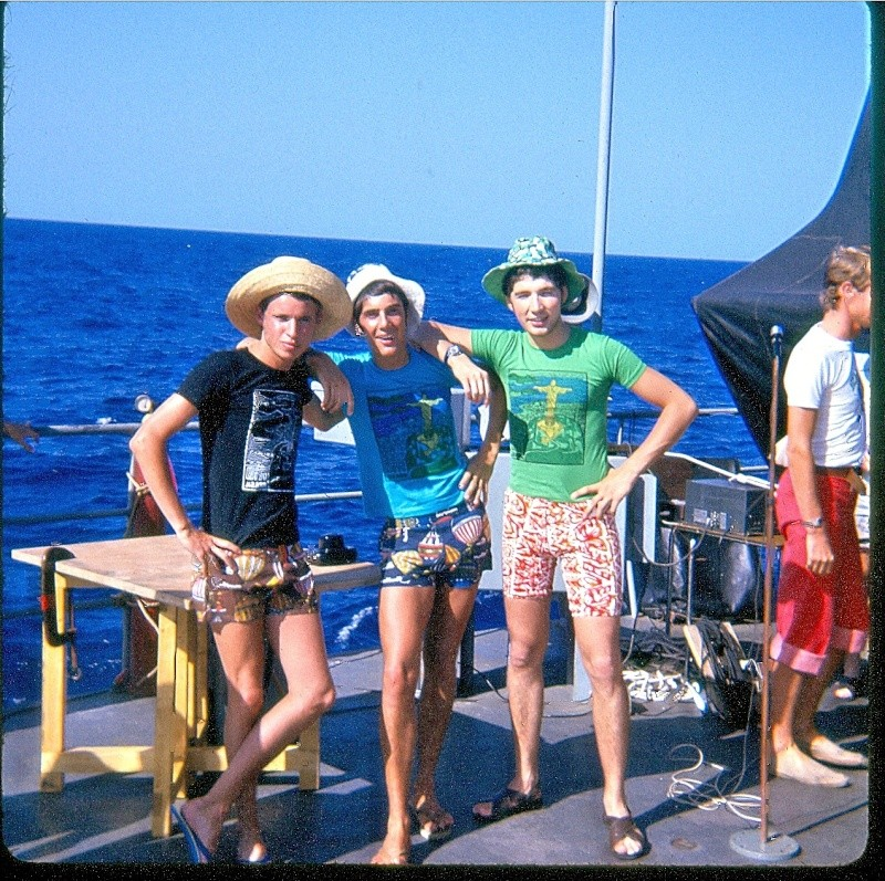 Loisirs des marins à bord Dakar_10