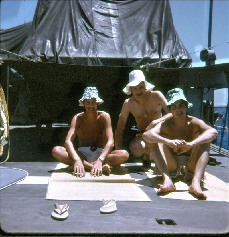 Loisirs des marins à bord Rio_810