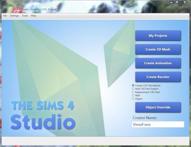 [Sims 4 Studio] Les bases de la recoloration de vêtements  - Groupe Do Captur10