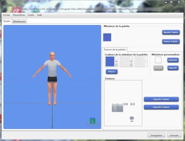 [Sims 4 Studio] Les bases de la recoloration de vêtements  - Groupe Do Captur13