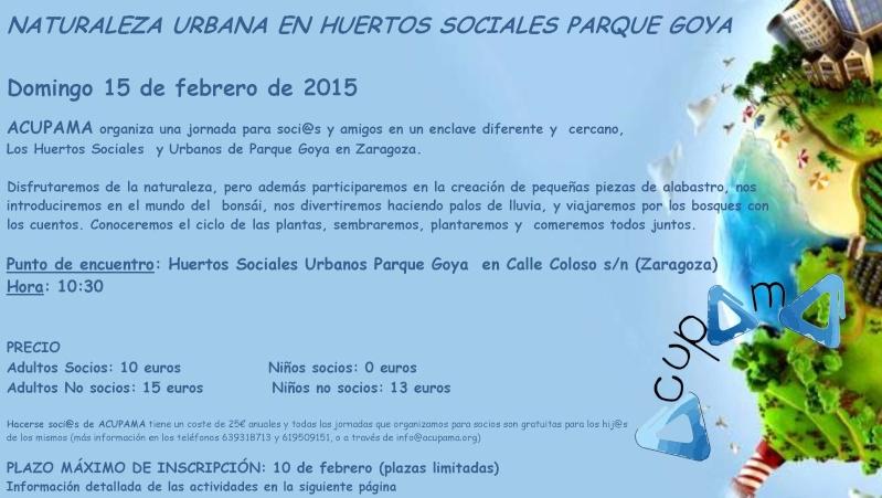 Domingo 15 de febrero con Acupama Jornad10