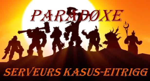 Forum Paradøxe Krasus-Eitrigg
