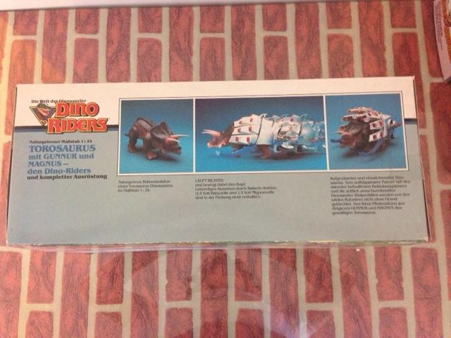 dino riders - DINO RIDERS TOROSAURUS MIB TYCO - € 220 Toro_310
