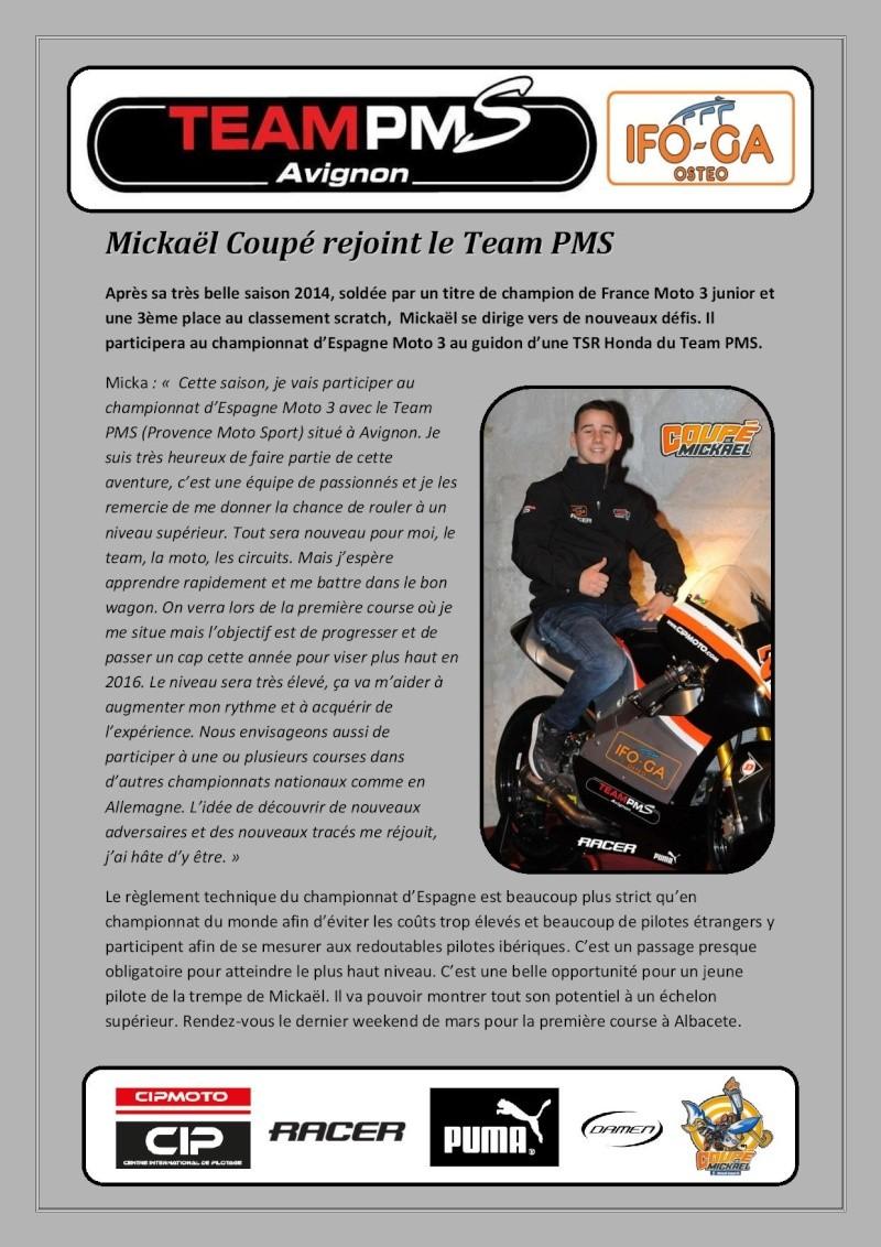 [Pit Laners en course] Mickael Coupé (FSBK Moto 3 Junior)  - Page 2 Mickay11