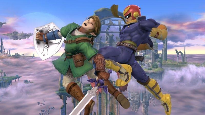 Super Smash Bros. for Wii U Tournament Falcon10