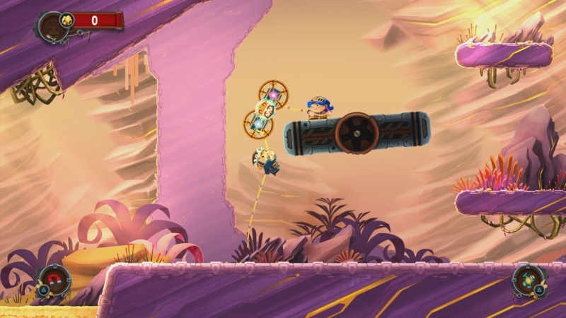 Review: Chariot (Wii U eShop) Platfo10