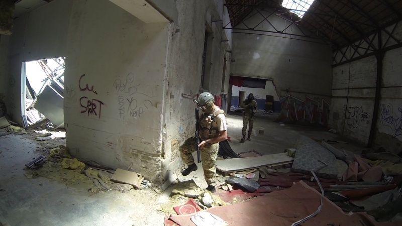 Drill Zero dark thirty Vlcsna12