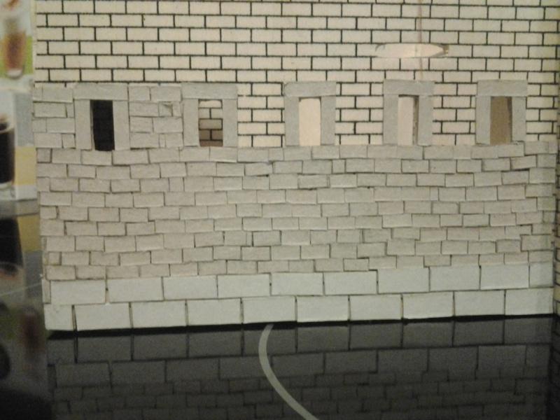 Burg aus Holz zur kompletten Überarbeitung 2015-018