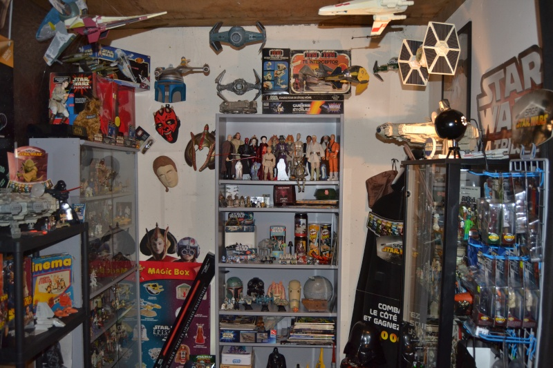 Collection Guerre des Etoiles / Star Wars Collec11