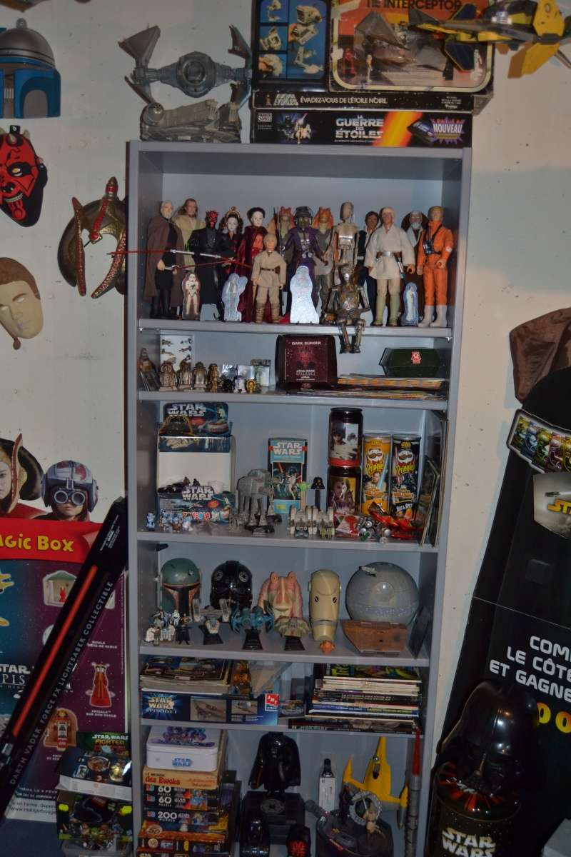 Collection Guerre des Etoiles / Star Wars Collec13