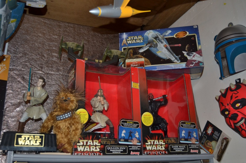 Collection Guerre des Etoiles / Star Wars Collec18