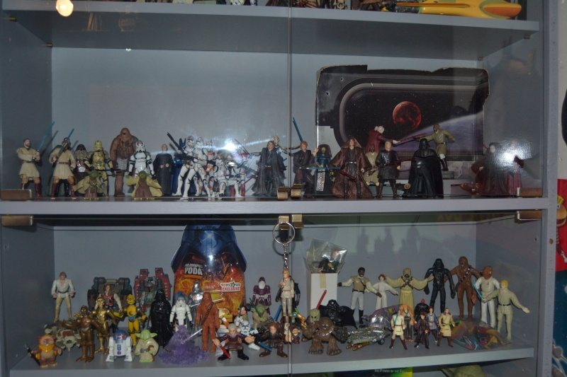 Collection Guerre des Etoiles / Star Wars Collec21