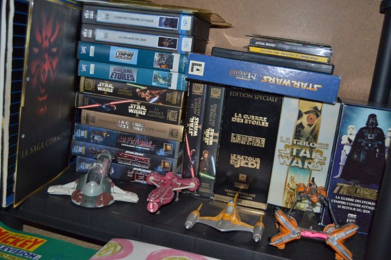 Collection Guerre des Etoiles / Star Wars Collec27