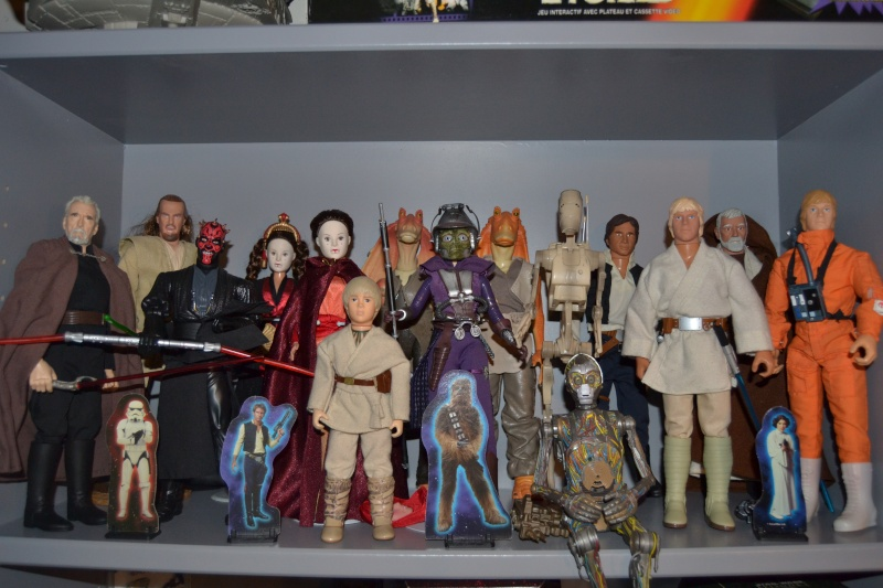 Collection Guerre des Etoiles / Star Wars Collec28