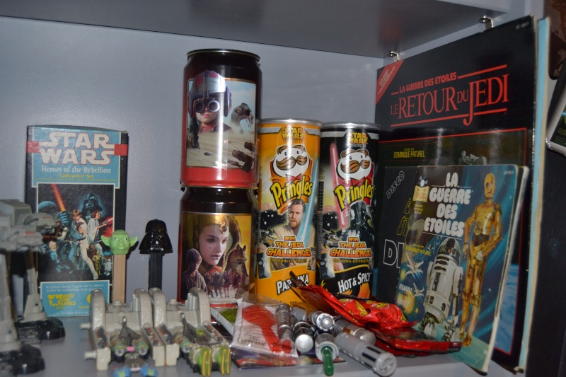 Collection Guerre des Etoiles / Star Wars Collec30