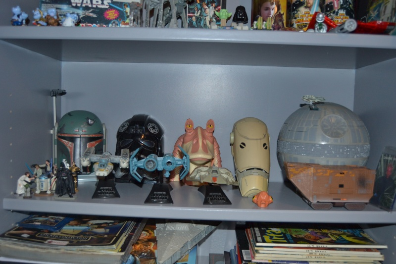Collection Guerre des Etoiles / Star Wars Collec31