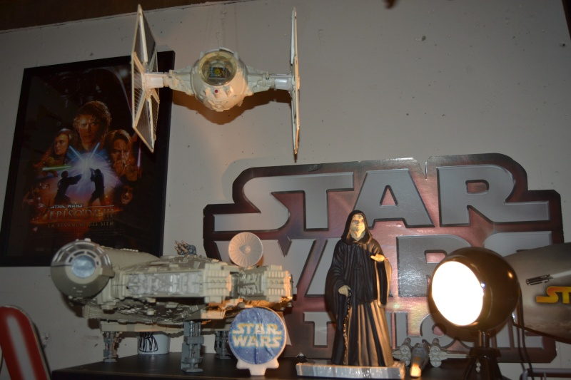 Collection Guerre des Etoiles / Star Wars Collec33