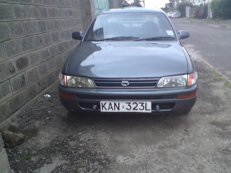 GB's Corolla AE100 SE Limited from Kenya  Mybuil11