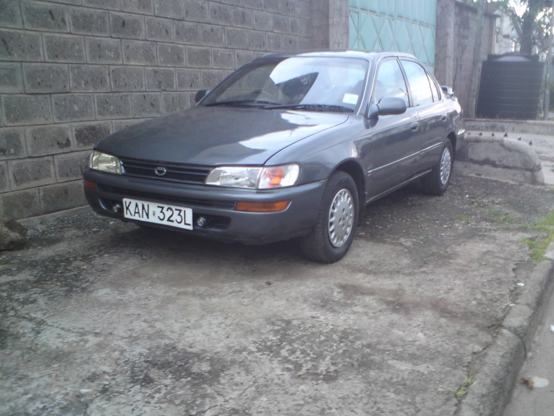 GB's Corolla AE100 SE Limited from Kenya  Mybuil13