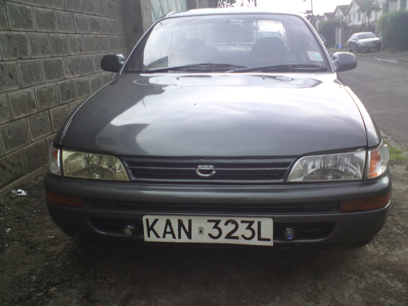 GB's Corolla AE100 SE Limited from Kenya  Mybuil14