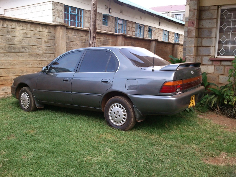 GB's Corolla AE100 SE Limited from Kenya  Mybuil16